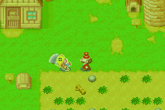 Harvest Moon - More Friends of Mineral Town - YAAAA -Swish- - User Screenshot